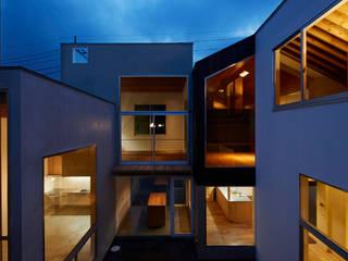 桜台の家: 鈴木淳史建築設計事務所が手掛けた家です。