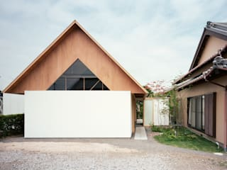 Houses by ma-style architects, Minimalist