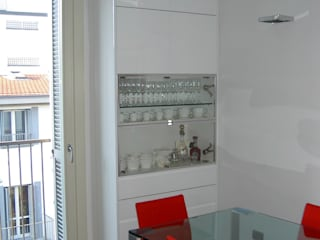 Casa A:  in stile  di Studio Architetto Daniele Agostinelli