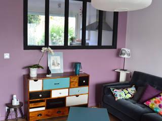 Embellissement des petits espaces à petit budget ! par Julie Montbrizon Architecte d'intérieur Éclectique