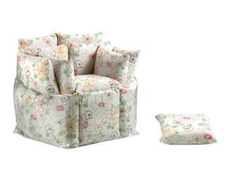 Soufflè armchair di Alessandra Baldereschi Design Studio