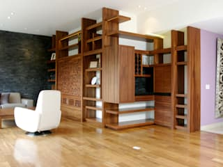 ArquitectosERRE Living roomTV stands & cabinets