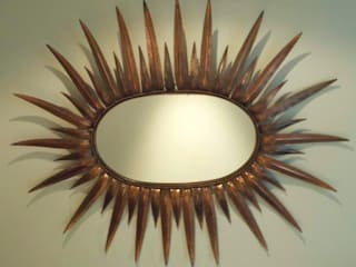 Sunburst mirror Travers Antiques Living roomAccessories & decoration