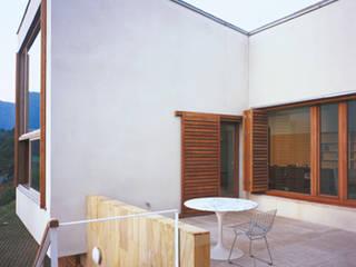 Casa Z Urbanización 'La Zagaleta' Casas de estilo mediterráneo de Rojo / Fernandez-Shaw Mediterráneo