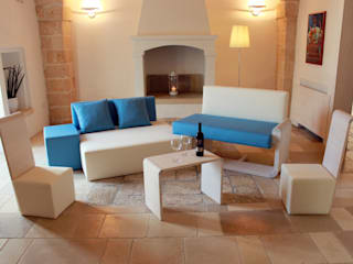 O.T.A. 6 new relax experience:  in stile  di Irene Don Giovanni Designer
