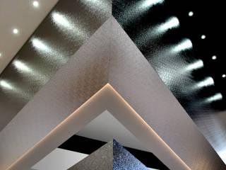 quartara concept restaurant: Negozi & Locali commerciali in stile  di Salvatore Nigrelli Architetto