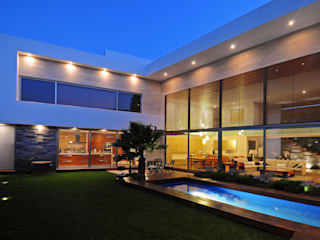 Modern houses by ze|arquitectura Modern
