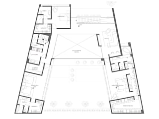 Casa EV:  de estilo  por ze arquitectura