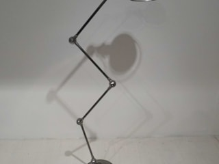 Vintage Jielde Floorlamp Travers Antiques Living roomLighting