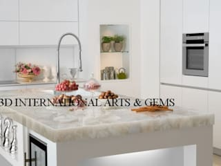 Kitchen counter top 3D International Arts & Gems