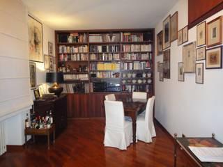 Ampliamento casa Soggiorno classico di studionove architettura Classico
