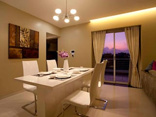 dining area:   by Design Ecovation