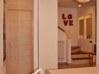 Projekty,  Domy zaprojektowane przez valentina cirillo architetto, Nowoczesny