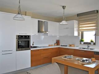 Azure Villalari 2 Odali Flat Daireler Modern Mutfak Estateinwest Modern