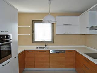 Azure Villaları 3 Odalı İkiz Dubleksler Modern Mutfak Estateinwest Modern