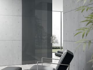 Modern windows & doors by MOVI ITALIA SRL Modern