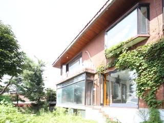 건우씨네 집수리(KUNWOO'S JIP-SOORI) by 무회건축연구소