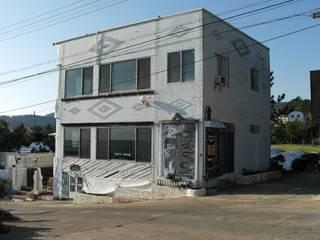 무회건축연구소 Casas modernas
