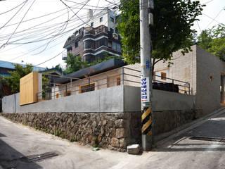 재훈이네 집수리(Jaehoon's Jip-Soori) 모던스타일 주택 by 무회건축연구소 모던