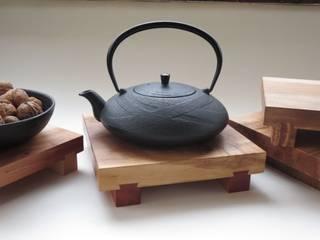 Untersetzer im japanischen Stil von holzunicum Asiatisch