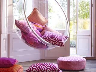 Roco cam Prestigious Textiles Salones de estilo mediterráneo