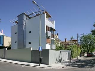 Casas modernas de JoseJiliberto Estudio de Arquitectura Moderno