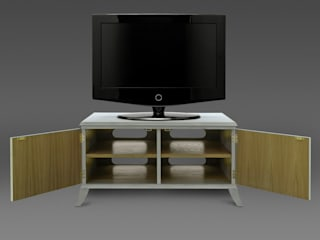 'Television Stand' by Perceval Designs di Perceval Designs Classico