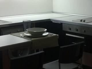 Reformas interiores cocinas Espacios de MARCO LÓGICO CONSULTORES SL