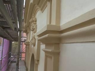 Restauración Fachada Iglesia Santísimo Cristo de la Salud de MARCO LÓGICO CONSULTORES SL