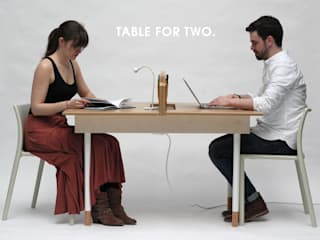 Table for Two:   von Daniel Liss Design