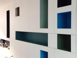 by BETHAN DAVIES ARCHITECTE D.P.L.G. Modern