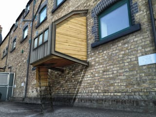 Homes for the Homeless:  Houses by James Furzer