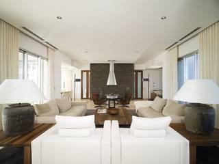 Maisons par Reflexões Contemporary Design