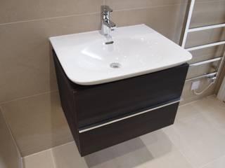 Projekty,   zaprojektowane przez DeVal Bathrooms