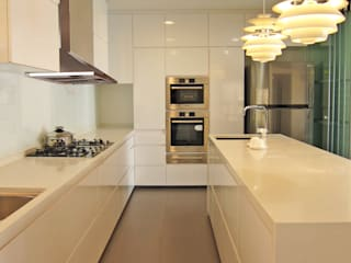 kitchen by JIA Studios LLP