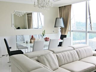 A Residence at Reflections at Keppel Bay: classic  by JIA Studios LLP,Classic