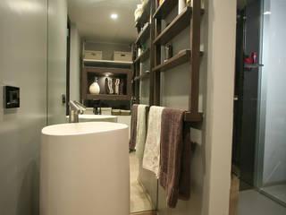 Paisajismo de interiores de estilo  de pucci+saladino architects