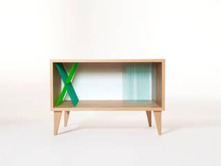 斯堪的納維亞  by Elsa Randé,  design artisanal de fabrication française, 北歐風