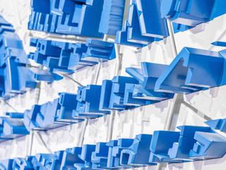 Adidas Store, Berlin:  Geschäftsräume & Stores von Ganter Interior GmbH