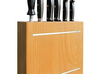 Oskeey Knife Block:   by Oskeey