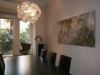 Appartamento alta rappresentanza centro storico Roma: Case in stile  di Studio Architettura Fr