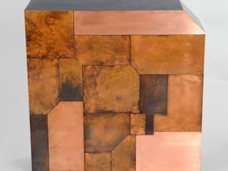 不拘一格  by Andrea Felice - Bespoke Furniture, 隨意取材風