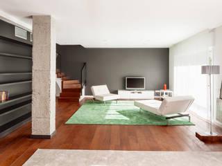 SALA Casas de estilo minimalista de Alex Gasca, architects. Minimalista