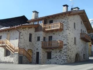 Casas de estilo  por Architetto Stefania Colturi