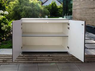 de design@garten - Alfred Hart - Design Gartenhaus und Balkonschraenke aus Augsburg
