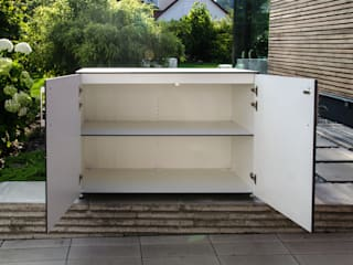 من design@garten - Alfred Hart - Design Gartenhaus und Balkonschraenke aus Augsburg