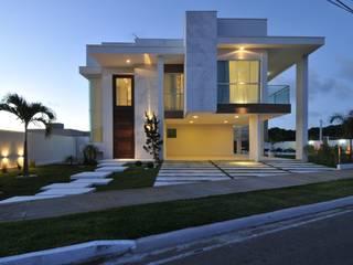Casas de estilo  por Espaço Cypriana Pinheiro