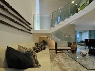 Espaço Cypriana Pinheiro Salas de estilo moderno