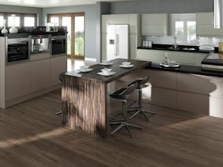 Modern Kitchens: modern  by Kitchens Continental Ltd, Modern