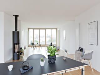 Berlin Penthouse:   von Cocolapine Design